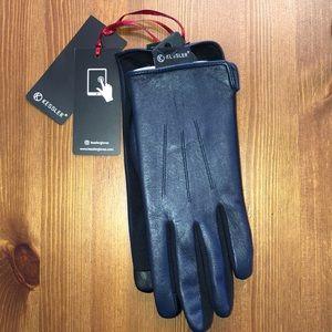 Kessler leather gloves